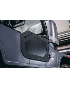 Agency Power Add-On Half Doors - Mahindra Roxor
