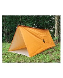 Ultimate Survival Technologies Tube Tarp 1.0 Orange/Reflective