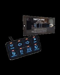 Switch-Pros 8-Switch Panel Power System