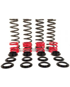 Zbroz Dual Rate Spring Kit for Polaris RZR S 900 / S 1000 / GENERAL (4 seater version)