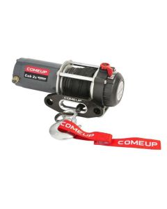ComeUp Winch Cub 2s ATV/UTV 12V Winch - Synthetic Rope
