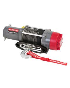ComeUp Winch Cub 4s ATV/UTV 12V Winch - Synthetic Rope