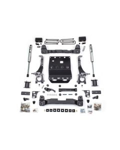 BDS Suspension 4in Suspension System - 2005-2016 Toyota Tacoma 4WD