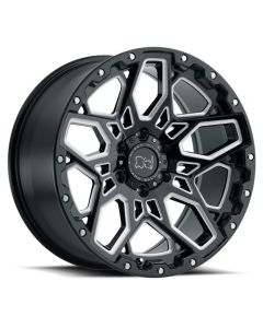 Black Rhino Wheels - Shrapnel