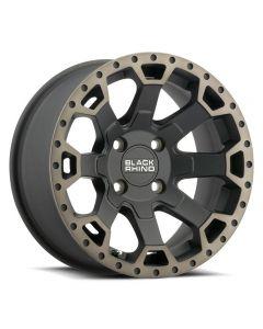 Black Rhino Wheels - Warlord UTV