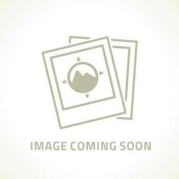 Daystar Winch Isolator Hawse Style - BLACK
