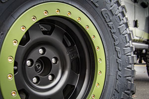 Jeep Gladiator Aftermarket Wheels - Rims