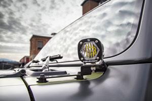 Jeep Gladiator Aftermarket Headlighting